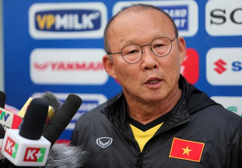 Lịch đấu mới của thầy trò ông Park ở vòng loại World Cup 2020 - ảnh 1