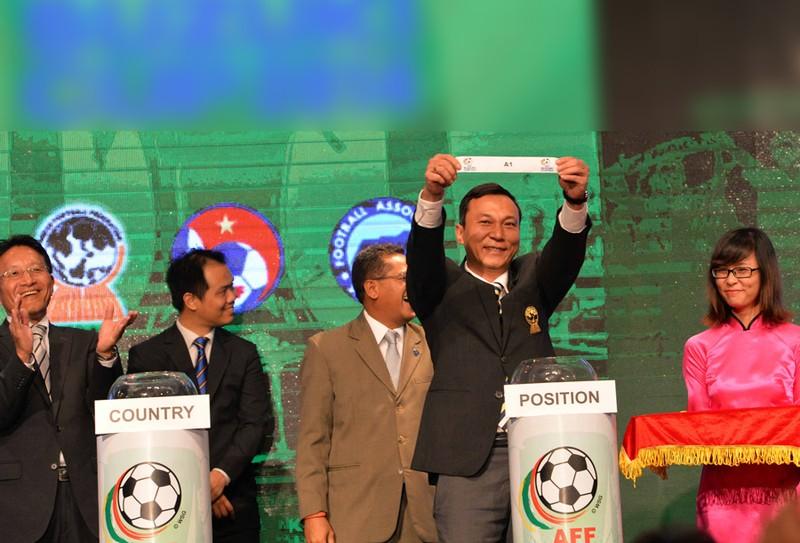 Bốc thăm AFF Cup 2020 tại VN và cái đích của thầy trò ông Park - ảnh 2