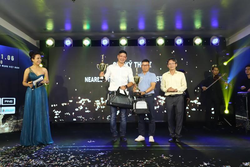 Diễn viên Bình Minh đoạt giải kỹ thuật Golf lần 1-2020 - ảnh 2
