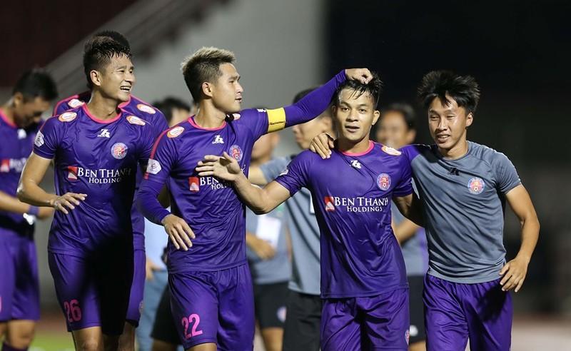 Kỷ lục V-League 2020, kỳ tích Sài Gòn - ảnh 2