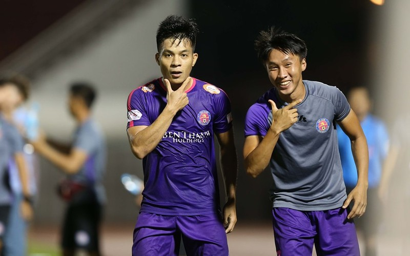 Kỷ lục V-League 2020, kỳ tích Sài Gòn - ảnh 11