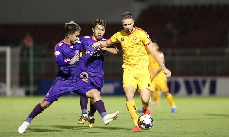 Kỷ lục V-League 2020, kỳ tích Sài Gòn - ảnh 16