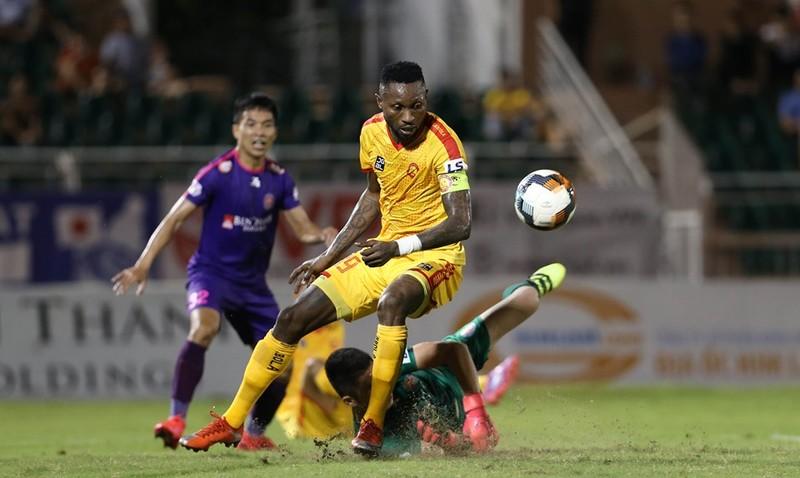 Kỷ lục V-League 2020, kỳ tích Sài Gòn - ảnh 18