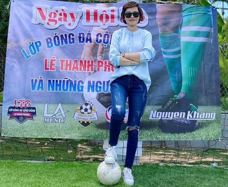 Vui khỏe với lớp bóng đá Lê Thanh Phong - ảnh 16