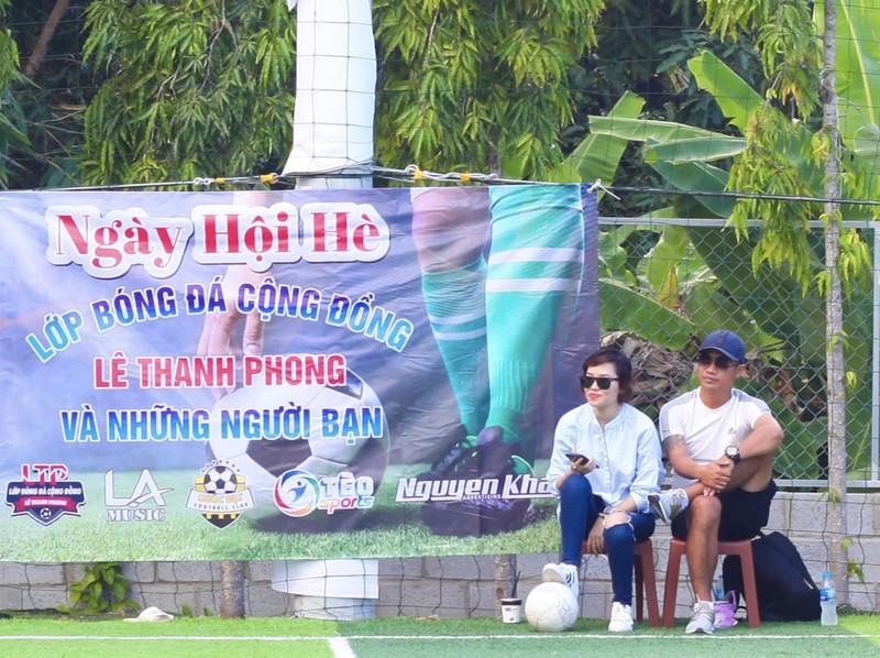 Vui khỏe với lớp bóng đá Lê Thanh Phong - ảnh 9