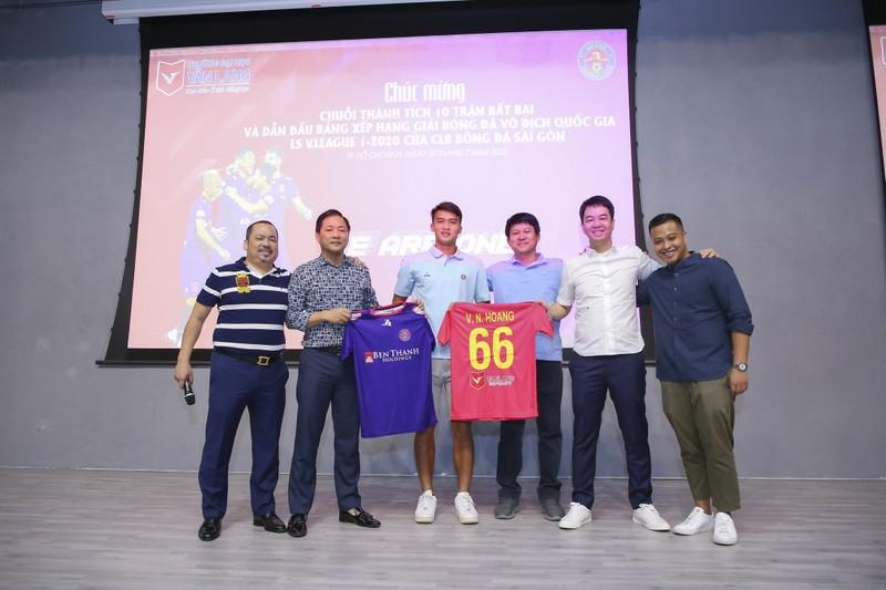 Cái tôi của Sài Gòn FC và thông điệp 'Chúng ta là một!' - ảnh 12
