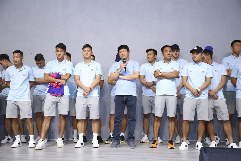 Cái tôi của Sài Gòn FC và thông điệp 'Chúng ta là một!' - ảnh 6