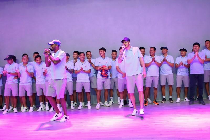 Cái tôi của Sài Gòn FC và thông điệp 'Chúng ta là một!' - ảnh 11