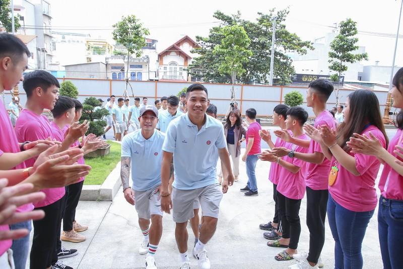 Cái tôi của Sài Gòn FC và thông điệp 'Chúng ta là một!' - ảnh 4