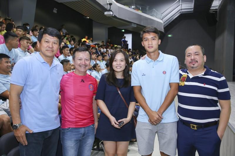 Cái tôi của Sài Gòn FC và thông điệp 'Chúng ta là một!' - ảnh 13