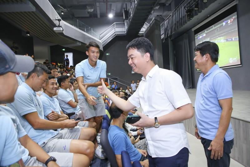 Cái tôi của Sài Gòn FC và thông điệp 'Chúng ta là một!' - ảnh 10