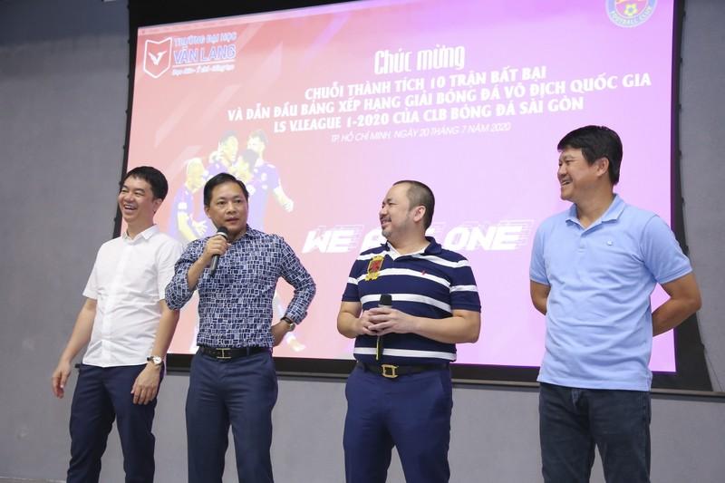 Cái tôi của Sài Gòn FC và thông điệp 'Chúng ta là một!' - ảnh 5