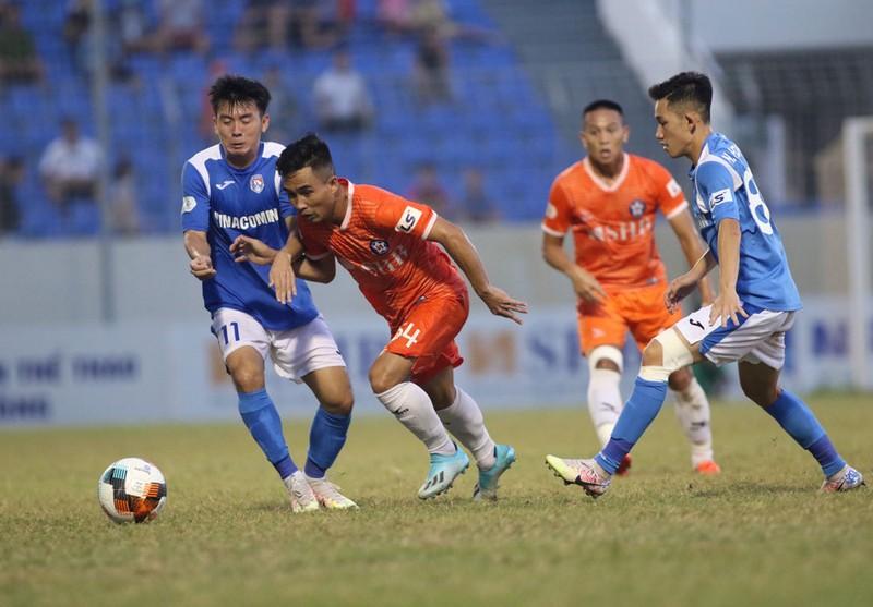 Nóng: Chính thức hoãn các trận đấu trên sân của SHB Đà Nẵng - ảnh 1