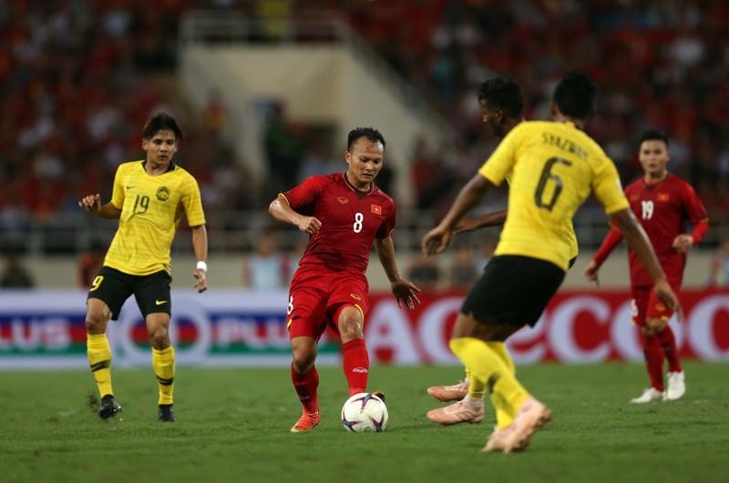 Thầy trò ông Park đá trận then chốt với Malaysia ngày 13-10 - ảnh 2