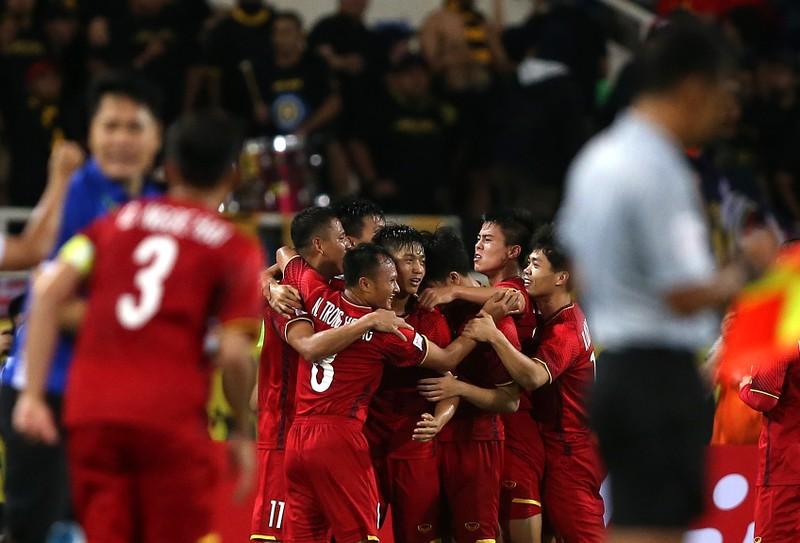 Thầy trò ông Park đá trận then chốt với Malaysia ngày 13-10 - ảnh 1