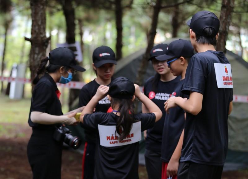 Trải nghiệm không quên của chiến binh Saigon Kid Warriors Camp - ảnh 1
