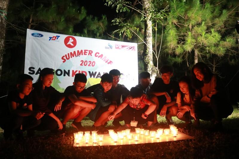 Trải nghiệm không quên của chiến binh Saigon Kid Warriors Camp - ảnh 4