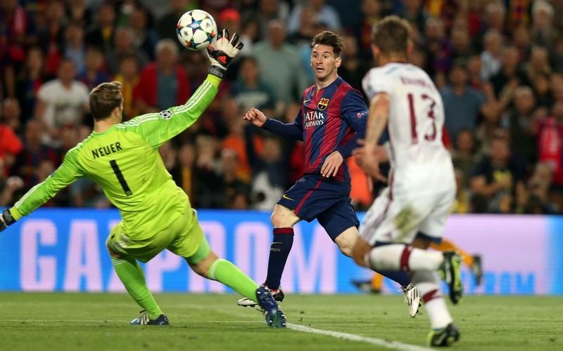 Man City trả cho Messi số tiền kỷ lục và... sang Mỹ chơi bóng - ảnh 1