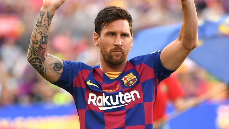 Messi sẽ không đi đâu cả! - ảnh 3