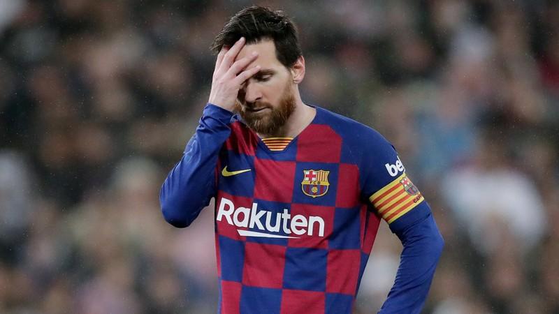 Cha của Messi: 'Tôi không biết gì cả!' - ảnh 1