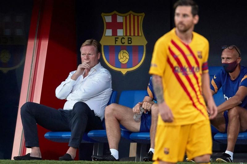 Clip: Messi mang băng đội trưởng, Barca thắng đậm 3-1 - ảnh 1