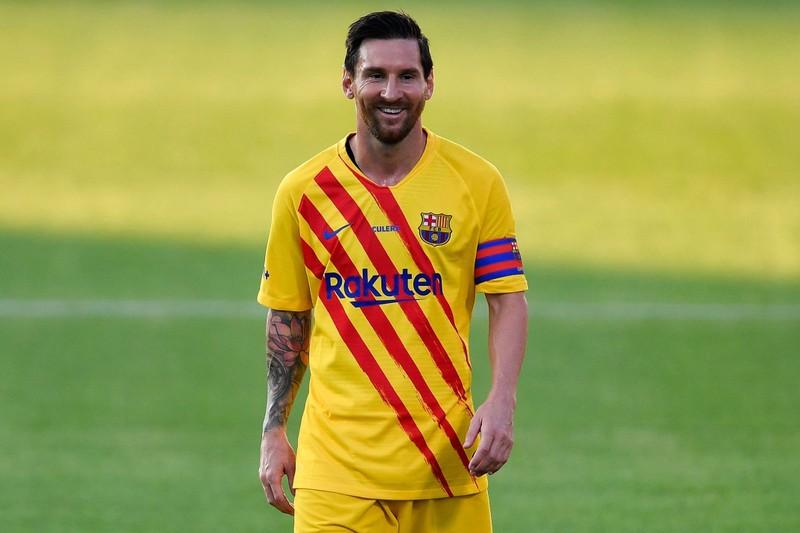 Clip: Messi mang băng đội trưởng, Barca thắng đậm 3-1 - ảnh 2