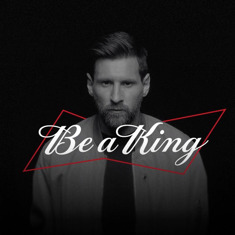 Messi và 'Chất Vua không lùi bước' - ảnh 1