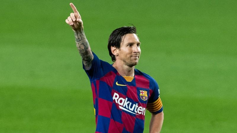 Messi và 'Chất Vua không lùi bước' - ảnh 2