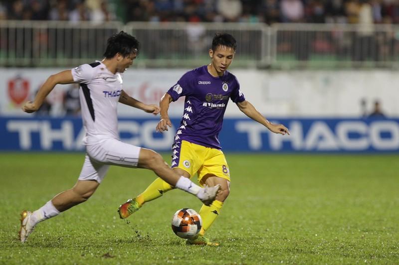 Bầu Đức cho dưỡng sức cầu thủ, chờ đánh bại Sài Gòn FC - ảnh 1