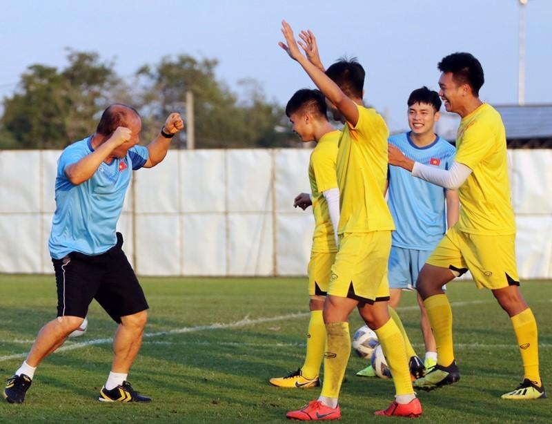 Nóng: Ông Park tập trung đội tuyển U-22 VN, vắng nhiều trụ cột - ảnh 2