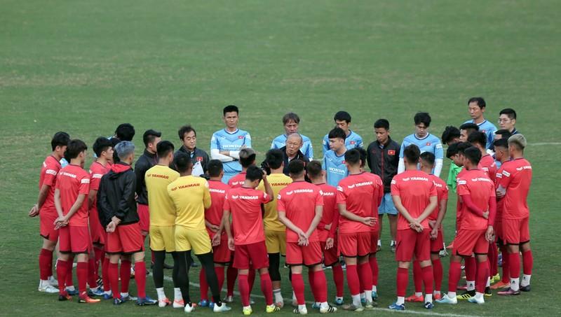 Nóng: Ông Park tập trung đội tuyển U-22 VN, vắng nhiều trụ cột - ảnh 1