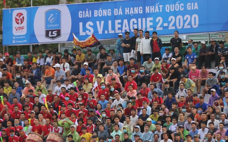 Sau 12 năm nhọc nhằn, Bình Định đã thăng hạng  - ảnh 16
