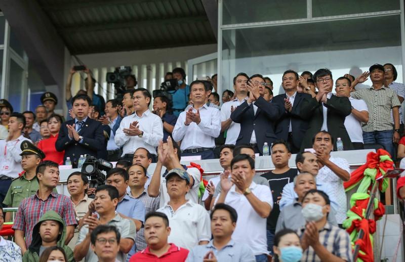Sau 12 năm nhọc nhằn, Bình Định đã thăng hạng  - ảnh 7