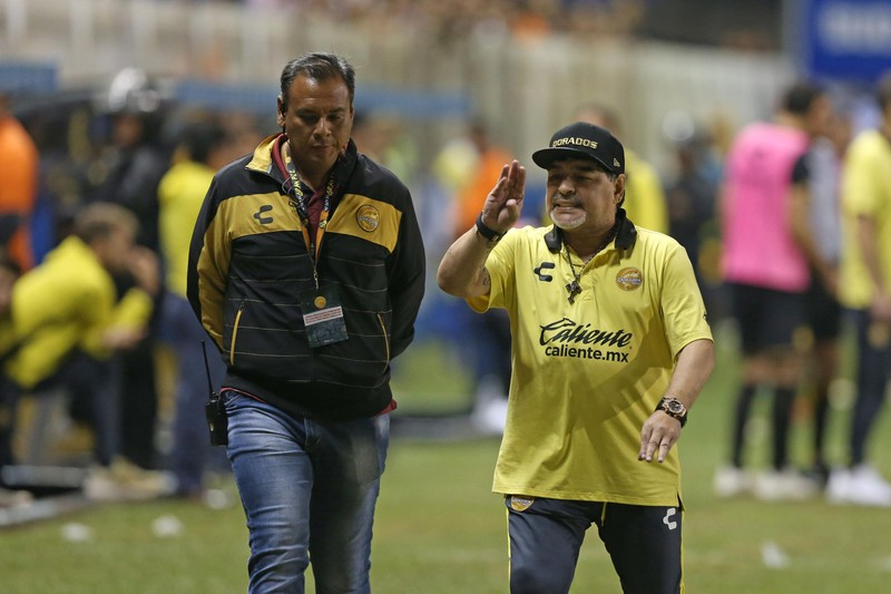 Cảnh sát Argentina 'sờ gáy' bác sĩ của Maradona - ảnh 3