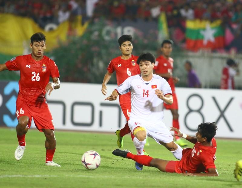 Thầy trò ông Park đá 'chung kết' với UAE, dè chừng Thái Lan - ảnh 1
