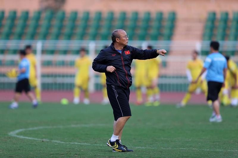 Thầy trò ông Park đá 'chung kết' với UAE, dè chừng Thái Lan - ảnh 2