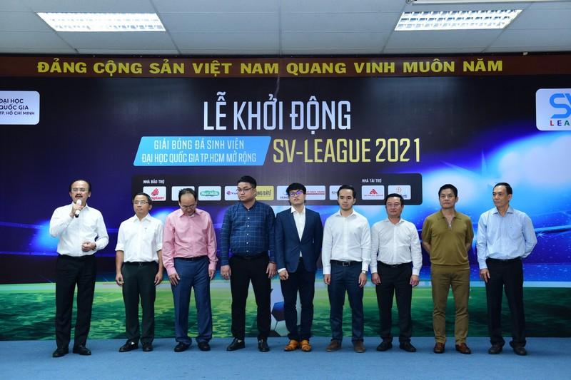 8 ông bầu nối vòng tay lớn với SV-League 2021 - ảnh 1