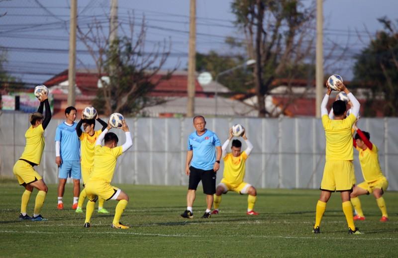 Thầy Park triệu tập 34 tuyển thủ trẻ rèn luyện cho SEA Games - ảnh 1