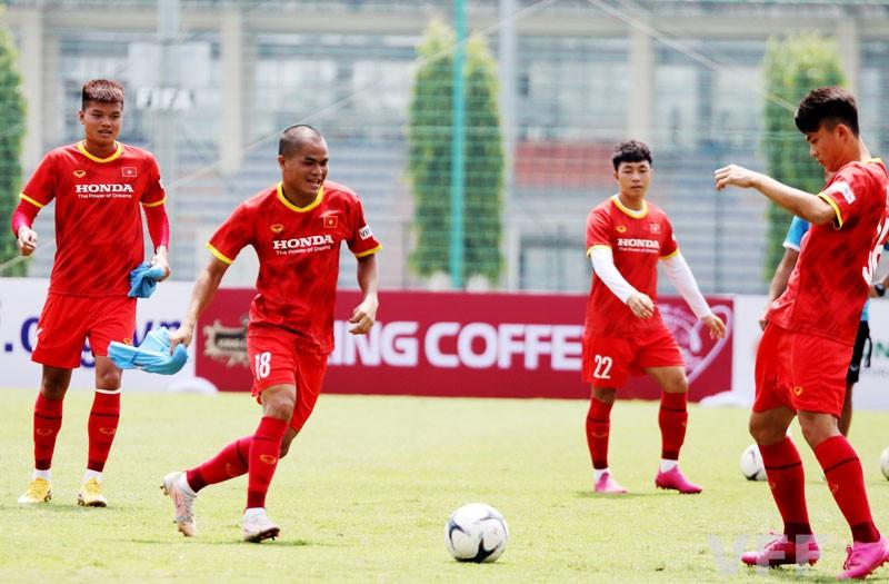 Tuyển thủ trẻ Việt Nam tự tin cho chiến dịch vàng SEA Games - ảnh 2