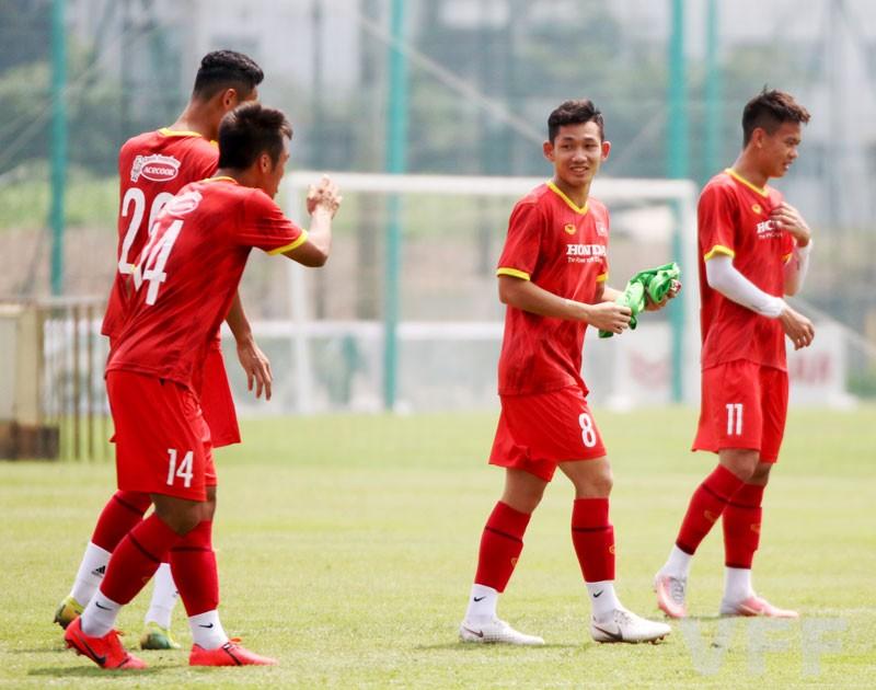 Tuyển thủ trẻ Việt Nam tự tin cho chiến dịch vàng SEA Games - ảnh 1