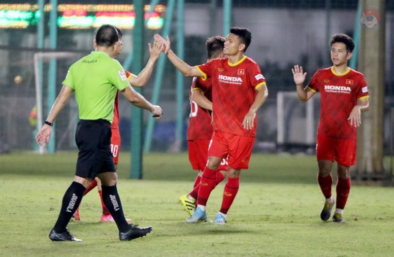 Đội tuyển Việt Nam giấu chiến thuật trong hai trận thắng - ảnh 2