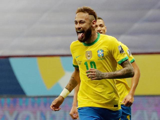Neymar không lừa nổi VAR, Brazil vẫn thắng bốn sao - ảnh 3