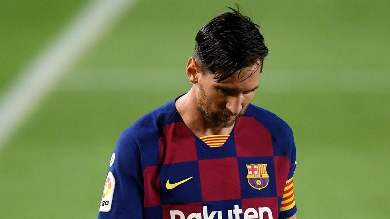 La Liga chính thức xóa tên Messi khỏi trang chủ do chưa ký với Barca - ảnh 2