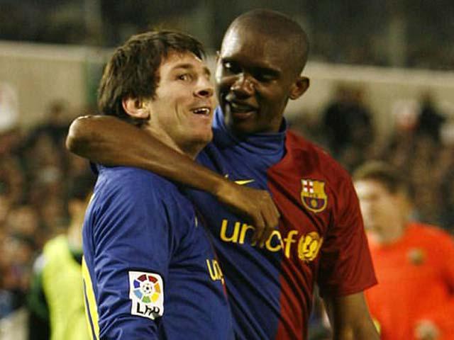 Samuel Eto'o phát ngôn gây sốc về Messi - ảnh 3