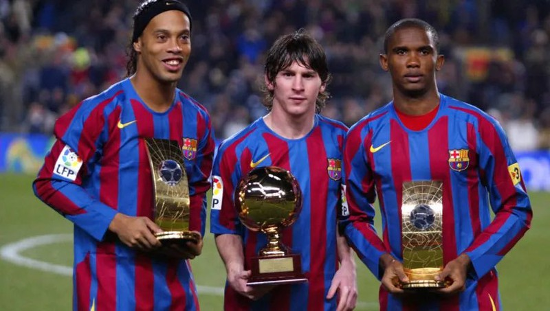 Samuel Eto'o phát ngôn gây sốc về Messi - ảnh 2