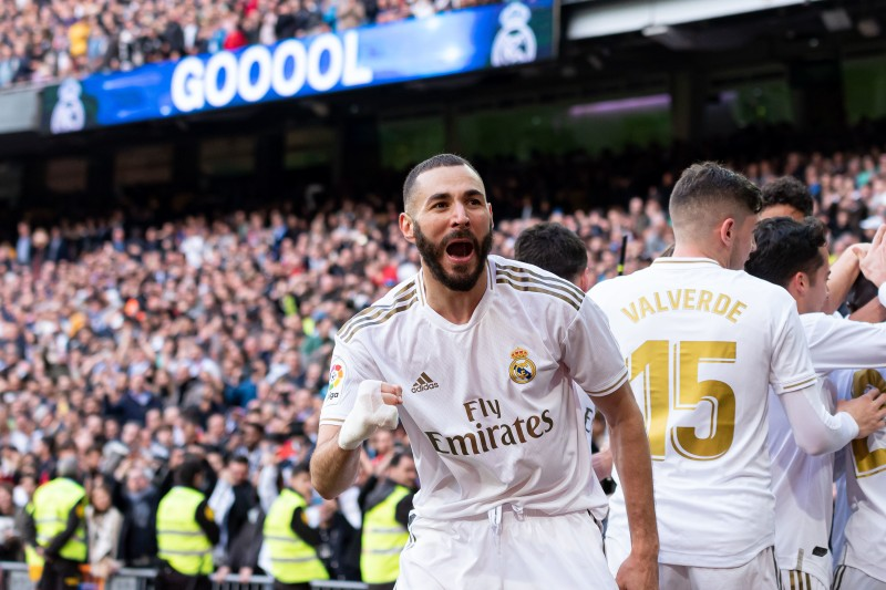 Benzema tự rời Real, không chờ bị sa thải - ảnh 1