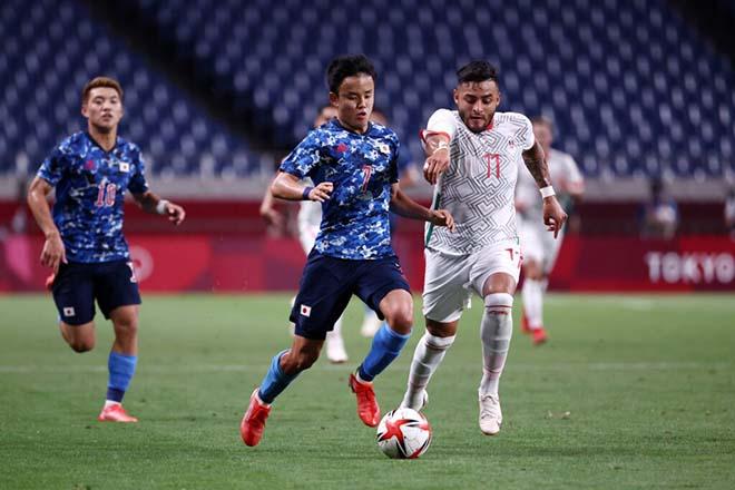 Nhật Bản chờ huy chương bóng đá sau 53 năm  - ảnh 2
