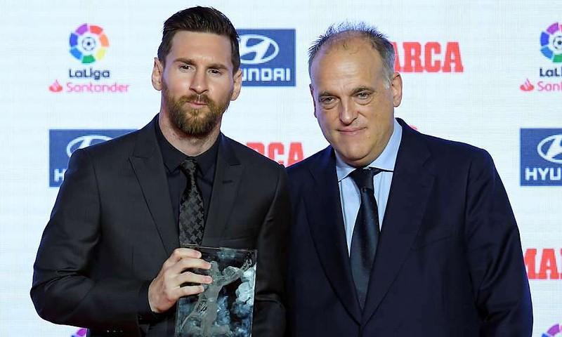 Chủ tịch Barca tiết lộ mật về bản hợp đồng của Messi - ảnh 2