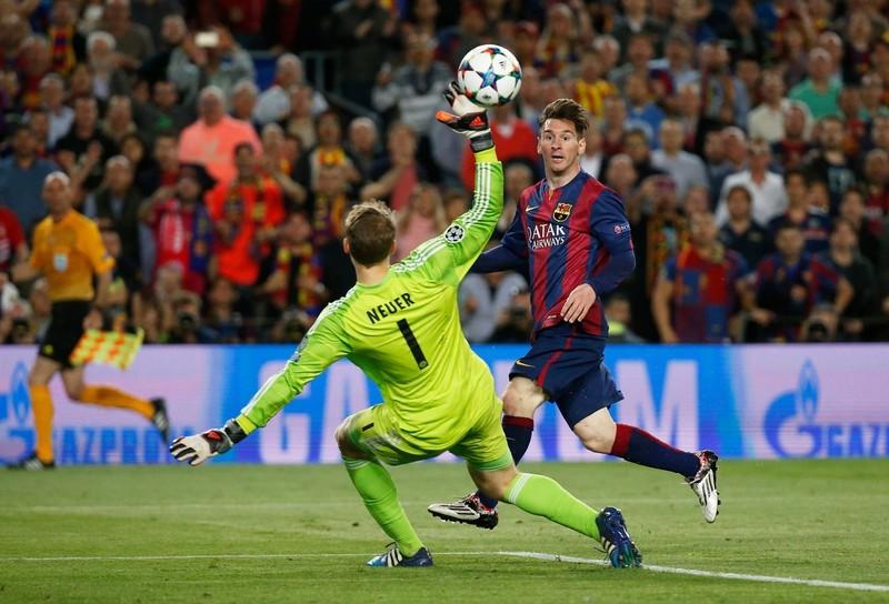 Messi sáng tạo và hiệu quả hơn De Bruyne, vắng bóng Ronaldo  - ảnh 5