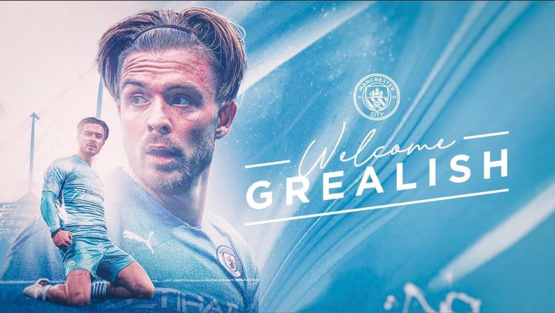Man City chi tiền kỷ lục mua Grealish, bỏ rơi Harry Kane - ảnh 1